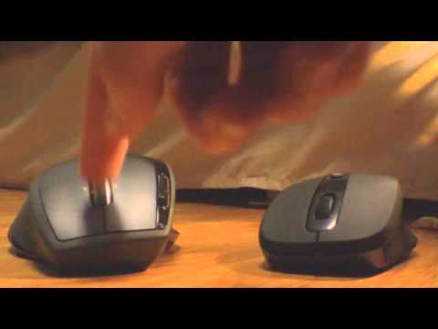 Nexus SM-7000 Silent Mouse vs Logitech MX-1100