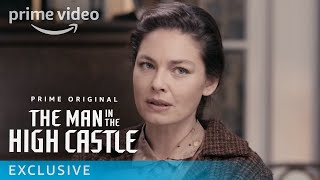 The Man In The High Castle Season 3 - Life In The High Castle: Juliana Crain | Prime Video
