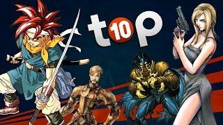 10 JEUX qui méritent un REMAKE !   TOP 10