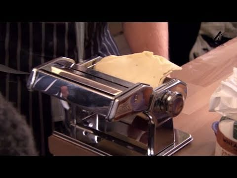 Jamie s Dream School | Jamie Oliver s Homemade pasta
