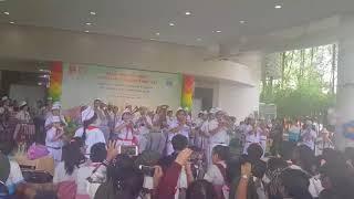 Lễ Khai Mạc Trại hè 3 nước Đông Dương - Nhà Thiếu Nhi Thành Phố Hồ Chính Minh