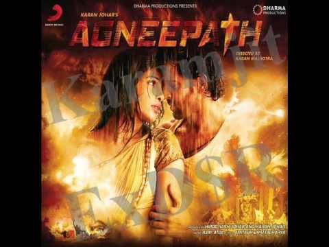 O Saiyyan  Ropp Kumar Rathod Agneepath Lyrics