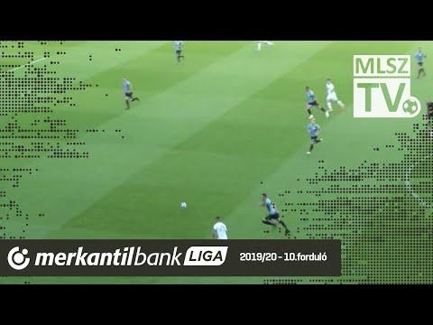 Szombathelyi Haladás – FC Ajka | 2-4 (0-2) | Merkantil Bank Liga NB II. | 10. forduló