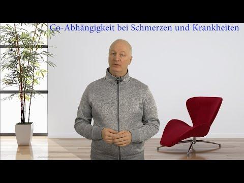Co-Abhängigkeit bei Schmerzen und Krankheiten - Video
