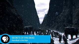 SECRETS OF THE DEAD | Hannibal in the Alps - Preview | PBS