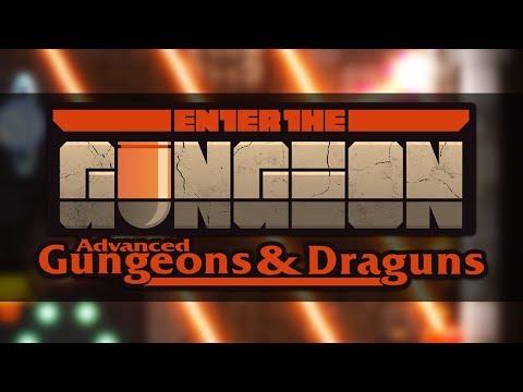 Новое обновление - Advanced Gungeons & Draguns // Enter the Gungeon