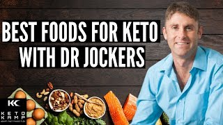 Best Foods For The Keto Diet With Dr David Jockers