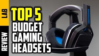 ▶️Best Budget Gaming Headsets 2019 | Top 5 Gaming Headsets