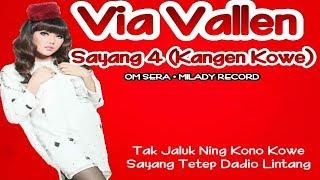 Via Vallen - Sayang 4 (Official Lyric Video)