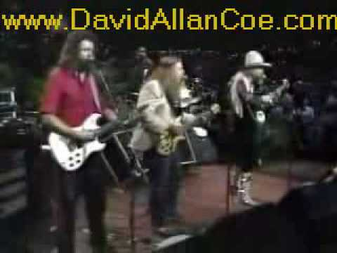 DAVID ALLAN COE The Ride flv