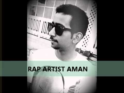 TERE BINA LAGDA NA JEE by RAP ARTIST AMAN | NEW RAP SONG 2013...