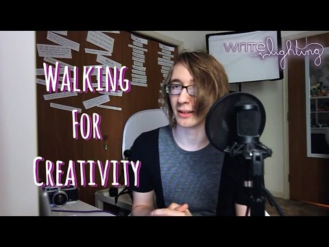 How Going For A Walk Bolsters Creativity (Study)