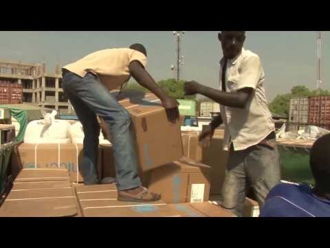 UNICEF responds to South Sudan Crisis