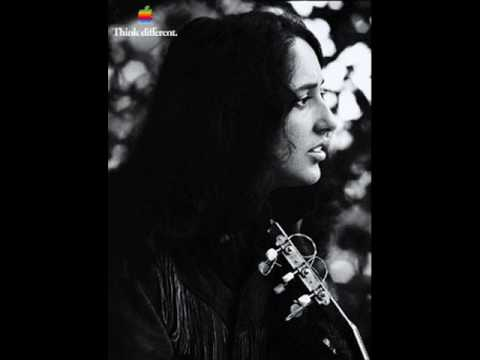 Joan Baez - A Satisfied Mind