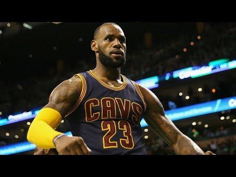 LeBron James BEST PLAY EVERY GAME | 2016-2017 Season