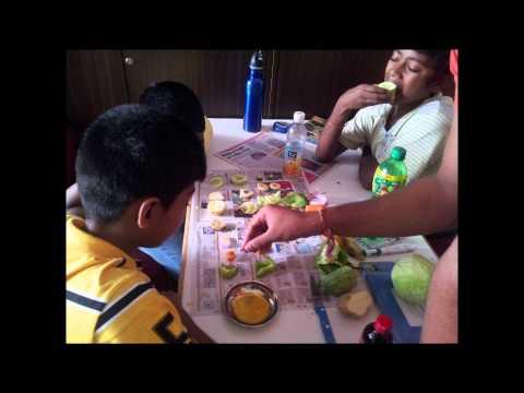 Brainwave Science Summer Camp 2013, Part 2
