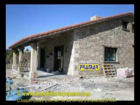 Casa rustica de piedra en piedra santiago barro vendida - Casa de piedra porcuna ...