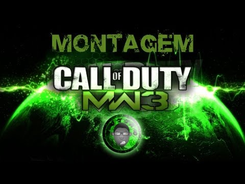 Cod Modern Warfare 3 - Primeira Montagem