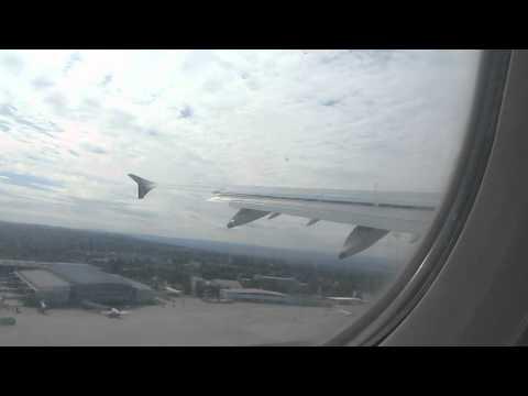 Nouvelair Airbus A321 Start in Dresden nach Enfidha [TS-IQB]