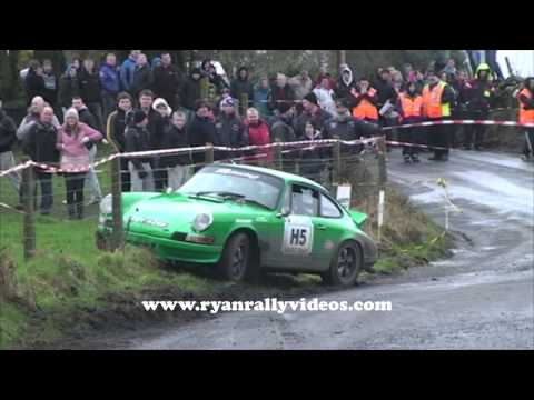 Galway International Rally 2013(Ryan Rally Videos)