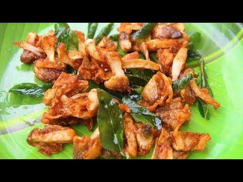 Mushroom 65 || Crispy Mushroom Fry || Mushroom Pakora || Mushroom Pakoda || Mushroom 65 recipe ||