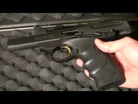 Browning Buckmark .22LR Review