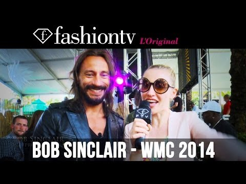 Bob Sinclar Party @ Surfcomber WMC 2014 Miami Beach | FashionTV