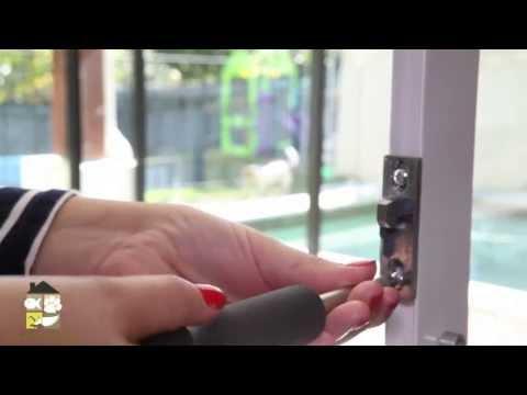 Animalistic pet products Aluminium patio pet door installation