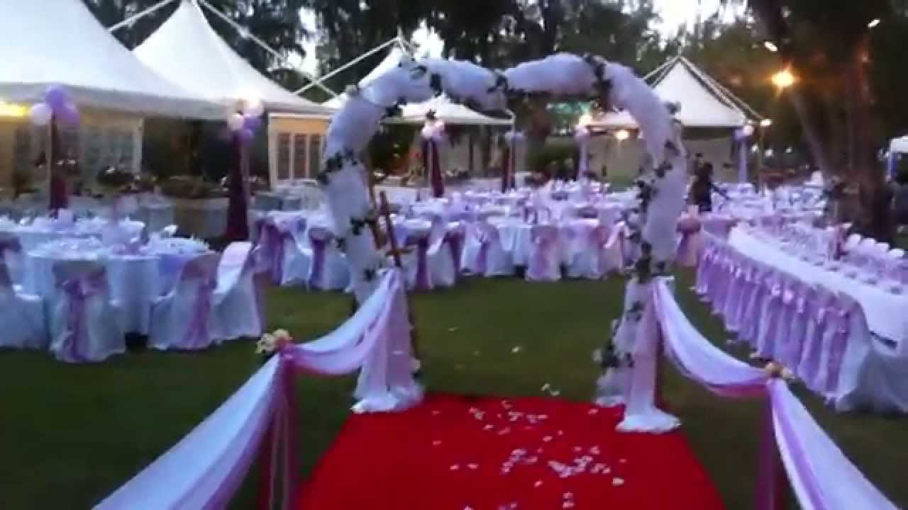 Mariage novotel youtube for Annuaire decoration