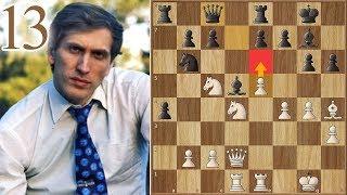Children with Candy   Spassky vs Fischer   (1972)   Game 13