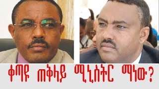 ETHIOPIA - ቀጣዩ ጠቅላይ ሚኒስትር ማነው?  - DireTube News