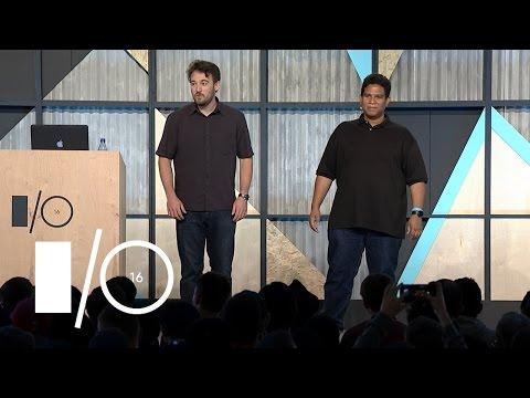 Android Layouts: a new world - Google I/O 2016
