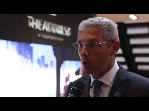 ATM 2016: Pascal Dupuis, general manager, The Address Boulevard Dubai