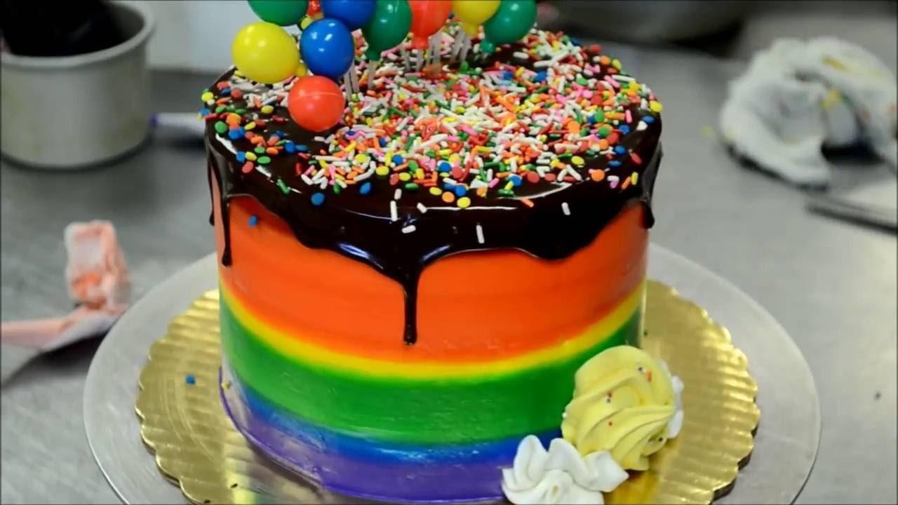Детский торт своими руками в домашних условиях 43