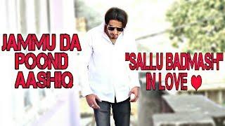 JAMMU DA SALLU BADMASH IN LOVE |FUNNY DOGRI DUBBING| Nirjala & Sallu Badmash|