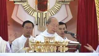 Cung Hiến Thánh Đường Giáo Xứ Bắc Hải 2012