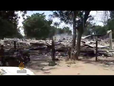 Boko Haram launches offensive on Nigeria's Maiduguri