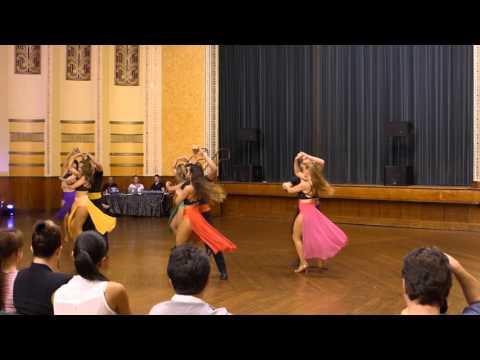 2015 Australian Bachata Championship - Professional Team - Latin Dance Australia Bachata SWAT