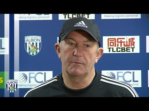 PRESS CONFERENCE: Tony Pulis previews Premier League trip to AFC Bournemouth