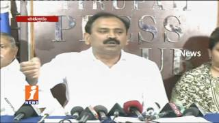 YSRCP Leader Bhumana Karunakar Reddy Allegations On AP CM Chandrababu Naidu | iNews