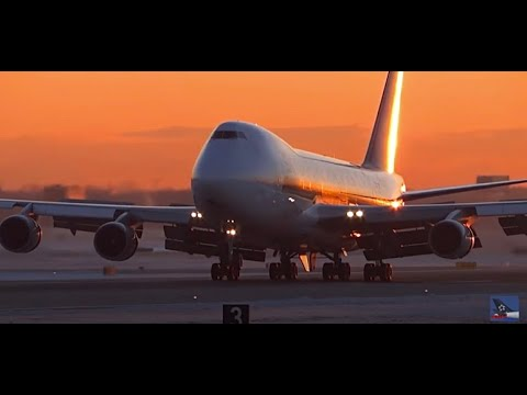 Ultimate HD Plane Spotting PART 1, 3+ Hours Watching Airplanes Chicago O'Hare International Airport