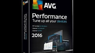 Descargar AVG PC TUNEUP 2016 FULL Ultima Versión} Con Serial