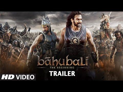 Baahubali - The Beginning Trailer | Prabhas,Rana Daggubati,Anushka Shetty,Tamannaah|Bahubali Trailer thumbnail