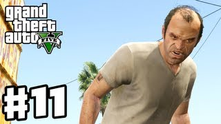 Grand Theft Auto 5 - Gameplay Walkthrough Part 11 - Crazy Trevor (GTA 5, Xbox 360, PS3)