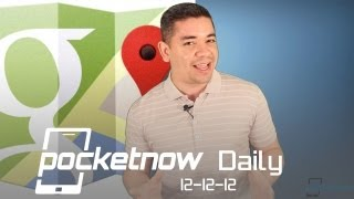 Google Maps for iPhone, Google Now On ICS, Nexus 4 Losing LTE & More - Pocketnow Daily