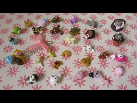 Polymer Clay Charm Update #11 - Easter Charms, Realistic Charms And More!