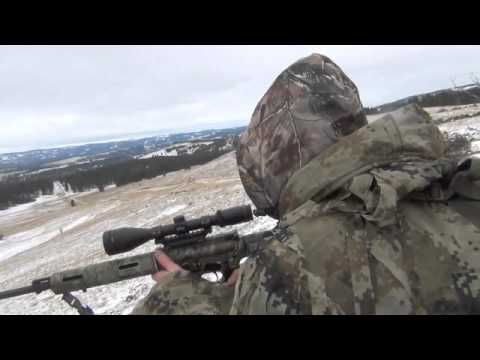 Coyote Control Specialists Episode#6, Blooper Reel, Second Chance Shot, calling coyotes