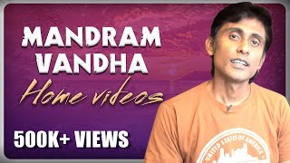 MANDRAM VANDHA in ENGLISH - Home videos for the Quarantine Times - #StayHome and Fun #WithMe