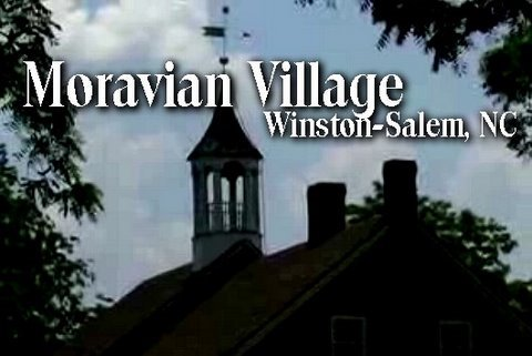 Moravian Village - Winston-Salem, North Carolina Video