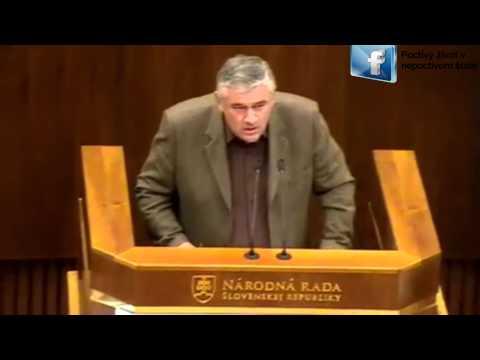 Ján Slota navždy v pamäti 2012